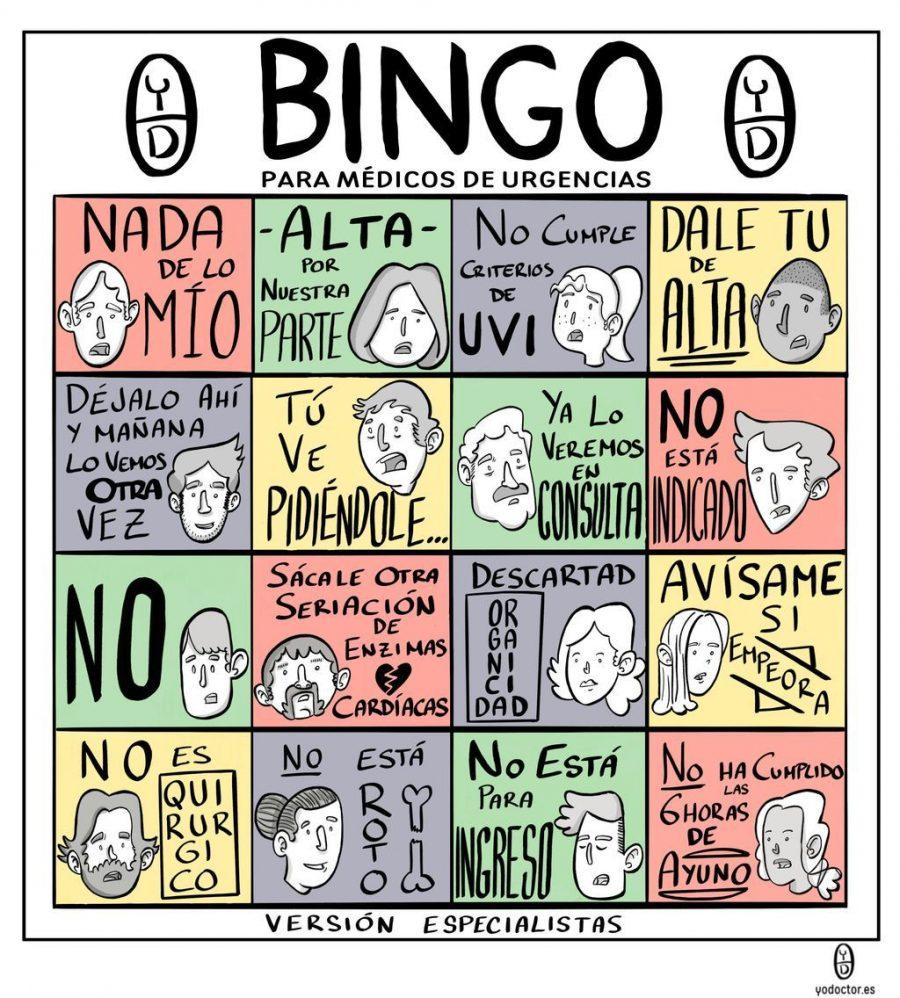 bingo medicos